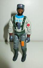 G.I. JOE - Figurine n°2 vintage  HASBRO Gi Cobra 80' 90's 1990 Rare (9x4cm)