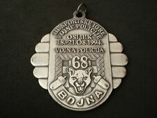 Croatia, Military Police Games, 68. Battalion, 1994, armed forces, sports, rare