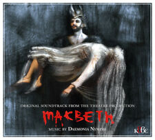 Daemonia Nymphe – Macbeth CD SOUNDTRACK Blood Axis Triarii Legionarii Lustmord