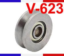 Roulement à billes en V - 623ZZ - haut de gamme, 3*12*4mm 3x12x4 mm
