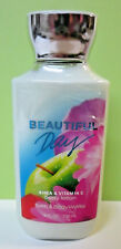 Bath & Body Works BEAUTIFUL DAY Body Lotion Shea Vitamin E 8 fl oz Sealed