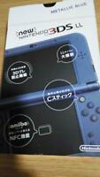 Nintendo 3DS XL Galaxy Style 1GB Purple Handheld Console