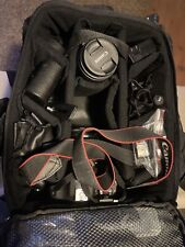 Canon Eos Rebel T3 Bundle With Two Lenses