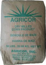 Agricor Course Grind Cornmeal 50 Lbs
