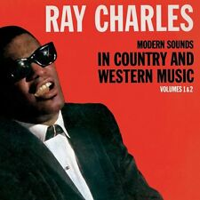 RAY CHARLES - MODERN SOUNDS IN COUNTRY & WESTERN MUSIC - NEW CD ALBUM