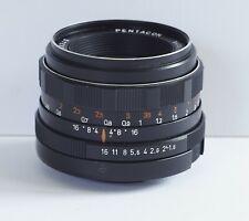 Pentacon 50mm f1.8 camera lens - M42 mount - see description