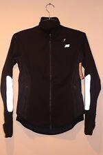 New Balance Windblocker Women's Jacket  SMALL Black  WJ63218 NEW