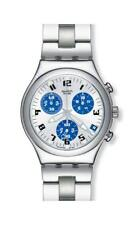 SWATCH IRONY CHRONO -  YCS428G  INVESTIGATOR  - BRAND NEW !