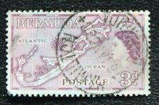 1 x Bermuda 3 d Elizabeth II