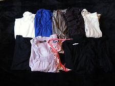 LOT 1O Hauts, top, chemise, t.shirt pour Femme - T.38 (LOT/H.L)