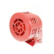 12V 24V Mini Motor Elektro Alarm Sirene Luft Horn 113dB Universal Auto KFZ LKW