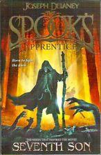 Joseph Delaney THE SPOOK'S APPRENTICE 2014 paperback Childs classic film horror