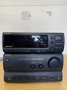 Sony mini hi-fi component system MHC-290