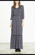 New Jack by BB Dakota L Sibyl Maxi Dress Boho Retail $80