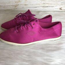 Women's L.A. Gear Vintage Magenta Sneakers Size 9.5 1993