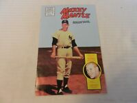 Details about  /MICKEY MANTLE  1991  Magnum Comic Book #1 MINT CONDITION