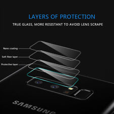 For Samsung Galaxy Note 8 0.2mm Back Camera Lens Tempered Glass Film Protector