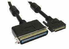 SCSI 50-Pin Male Drive Cables and Adapters
