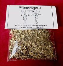 RAIZ DE MANDRAGORA 20gr. Mandrake Root Wiccan, Spells, Ritual!