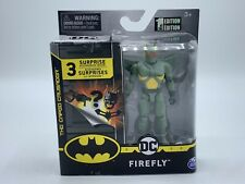 "2020 Spin Master DC Universe 4"" FIREFLY The Caped Crusader SHIPPED IN A BOX"