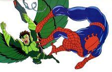 1994 Marvel Comics Amazing Spider-man 1990's promo cel/cell 2: Movie foe Vulture