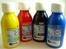 Tinta marca OCP para recargar cartuchos y CISS tipo Epso-n  T130 Ciervo (NonOem)