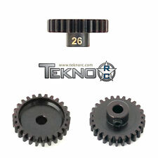 Tekno TKR4186 M5 Pinion Gear (26t, MOD1, 5mm bore, M5 set screw)
