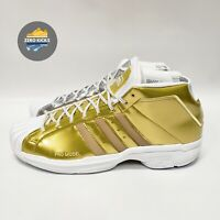 Adidas PRO MODEL 2G Meta FW9488 BasketBall Shoes Limited Edition Men's Size 13.5
