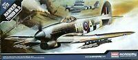 Academy 1:72 Hawker Typhoon Mk.Ib Aircraft Model Kit