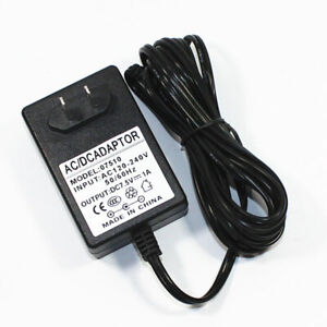 Adapter for Casio MT-46 MT-55 MT-68 MT-100 Keyboard 7.5V Power Supply 9.8 Ft