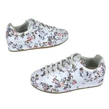 rag & bone RB1 Low Leather Fashion Sneakers Women's Size 7.5 Garden Floral $325