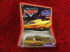 """Disney"" Pixar Cars Ramone Supercharged Gold Paint Rare - New"