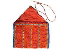 antike afghan Nomaden gestickte Geldbeutel beutel bag Portemonnaie Geldbörse Nr5
