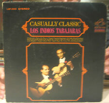 Los Indios Tabajaras 1966 Cleaned Vinyl LP Playtested LSP-3505 Casually Classic