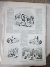 Vintage Print,GUIBORD TROUBLES MONTREAL,Nov12,1875