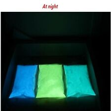 100g mixed 3 colors luminescent powder phosphor Pigment for DIY decoration Paint