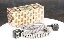 ~Nikon SC-17 TTL Remote Cord Flash Cable w/ Box