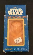 1981 Star Wars Luke Skywalker Pilot Bar Soap Boxed NEW Omni Cosmetics