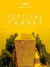 Affiche Roulée 60x80cm FESTIVAL DE CANNES (69 EME) 2016 Le Mépris Godard NEUVE