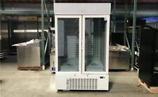 Nsf Coolerdepot Two glass door Two Glass Door Merchandiser Freezer Gf10