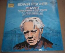 Edwin Fischer MOZART Piano Concertos No.17 & 24 - EMI/Pathe OVD 4044 SEALED