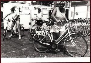 1970s Original Press Photo Sport Cycling Netherlands