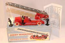 Dinky Toys 899 Auto - Echelle de pompiers very very near mint in box SCARCE