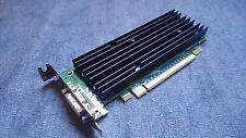 HP Low Profile 456137-001 Nvidia Quadro NVS 290 256MB PCI-E DMS-59 Card