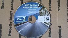 BMW NAVIGATION CD DVD 2007.2 NORTH CENTRAL DIGITAL MAP DISC 3 MK3 65900426556