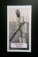 Cricket - WG GRACE - ENGLAND GLOUCS - Score Champions of World Sport trade card