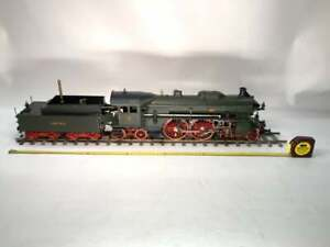 Gauge 1 Aster K Bay StB 3201 S2/6 Loco & Tender No.25 Live Steam