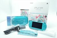 Mint HSN-0039 PSP-3000 console HATSUNE MIKU Limited PlayStation Portable 7049
