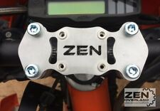 Zen Overland - KTM CNC Top Bar Clamp GPS mount Garmin 300 EXC 300EXC 350 EXCF