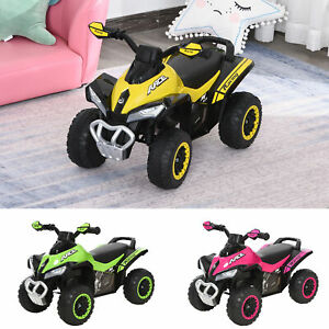 Kids Ride on Toy 4 Wheel Quad Foot-to-Floor Sliding Walking Car for 18-36 Months